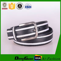 high quality wholesale PU leather belt blanks