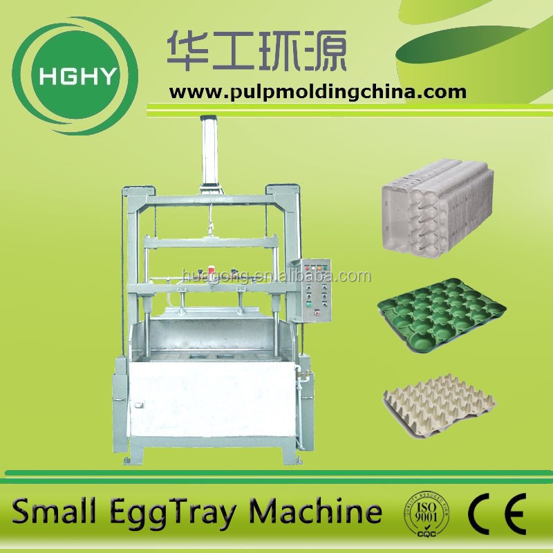 paper forming machine for egg trays pulp molded egg carton moulded