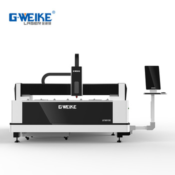 G.Weike laser 1390 metal  laser cutting machine price
