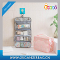 Encai Hanging Travel Toiletry Bag Waterproof PVC Cosmetic Bag