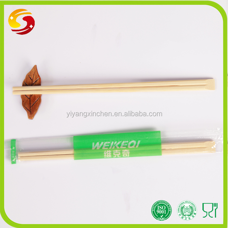Very good quality durable Japanese import disposable bamboo chopsticks