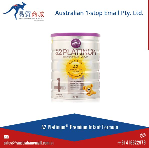 Wholesale High Quality A2 Infant Baby Formula