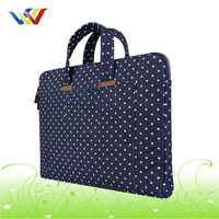 Good quality fashion patter business laptop bag for computer