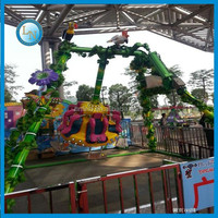 Kids games!!! China cheap manufacture amusement park ride frisbee pendulum electric mini swing pendulum for sale