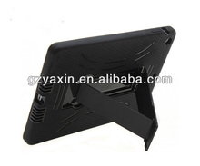 tablet case for ipad air,for ipad air robot case with stand
