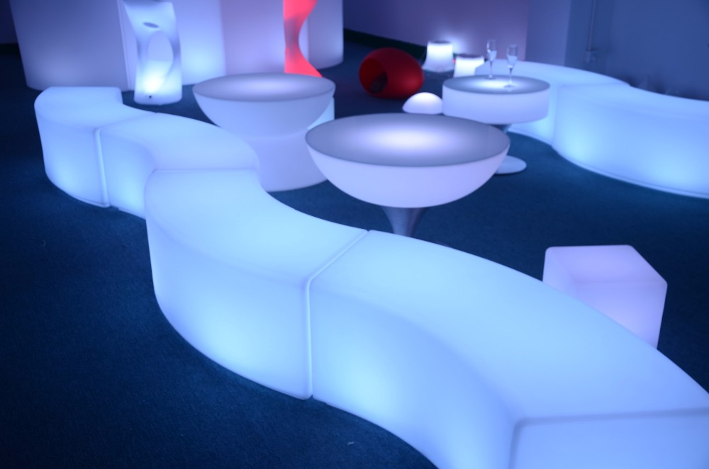 led furniture,led lounge furniture for night club and events