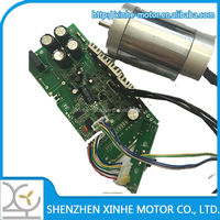 48v 500w 1000w 90mm 12v brushless electric motor for compressor and industrial equipment