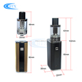 Box mod 45W electronic cigarette 2017 100% genuine China wholesale Q8 BOX MOD KIT