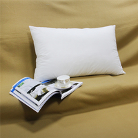 China supplier back wedge pillow Microfiber small throw pillows hotel pillow brands