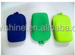 Food Grade Portable Convenient Silicone Mobile Phone Bag
