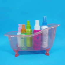 PP plastic container, mini bathtub for bath products packaging