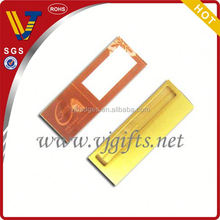 2014 High quality brand name hang tags