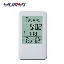 Digital Room Thermometer Hygrometer Temperature Humidity Meter LCD