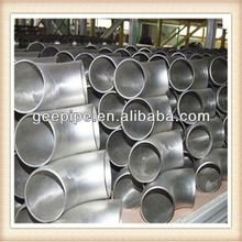 asme b16.9 large diameter steel pipe fittings