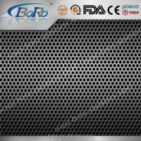 Perforated metal mesh 304 Stainless steel round punch plate/sheet