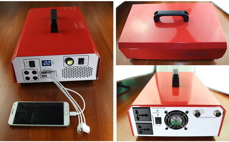 500w 1000w 1500w 2000w 2500w 3000w ups 12v 24v 220v Power Inverter with Charger