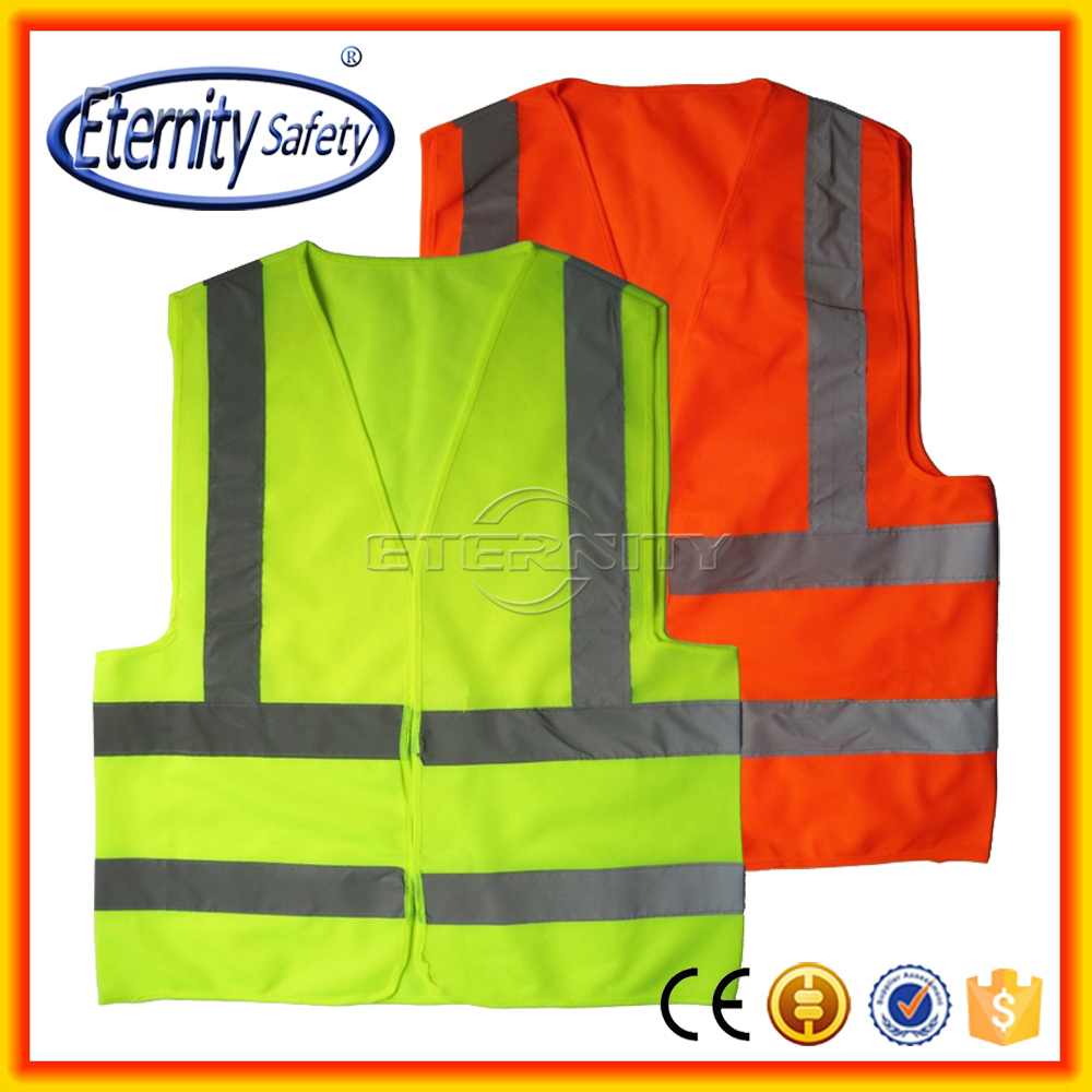 Eternity high visibility mens vest