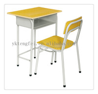 multiply plywood single school furniture student desk and chair TF-A-813