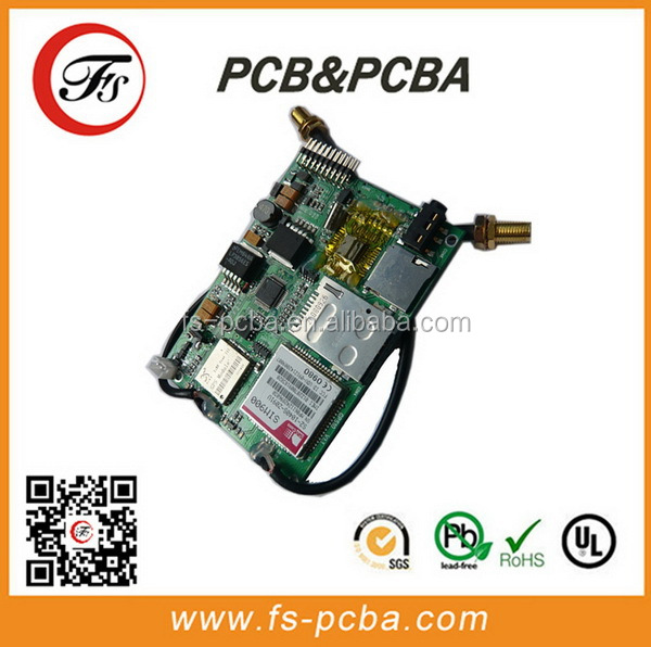 Sigelei zmax pcba board,electronic toy pcba,pcb assembly with six layers