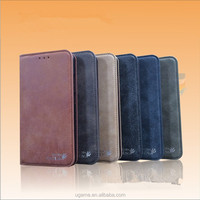 Promotional Fancy Vintage dull polish Cell Phone Case,Cheap Mobile Phone leather Case for Huawei mate7