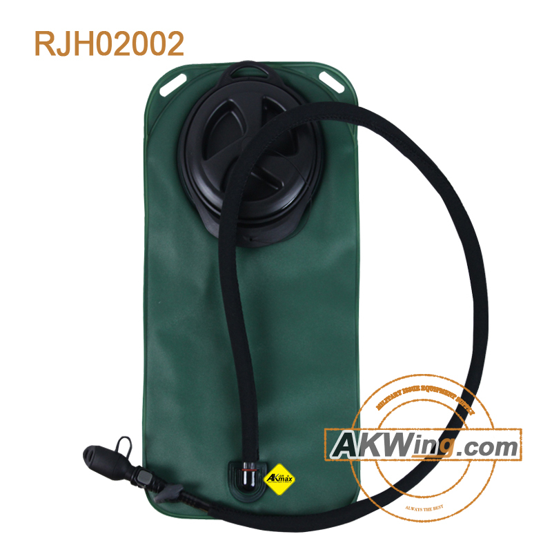 3L Hydration Water Bladder Pouch Pack For Camelbak Backpack Hiking Camping OD