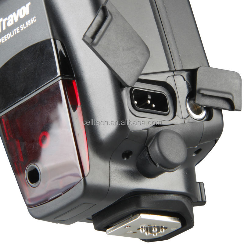 Professional accessories manufacturer camera flash parts SL-585C for canon camera accessories
