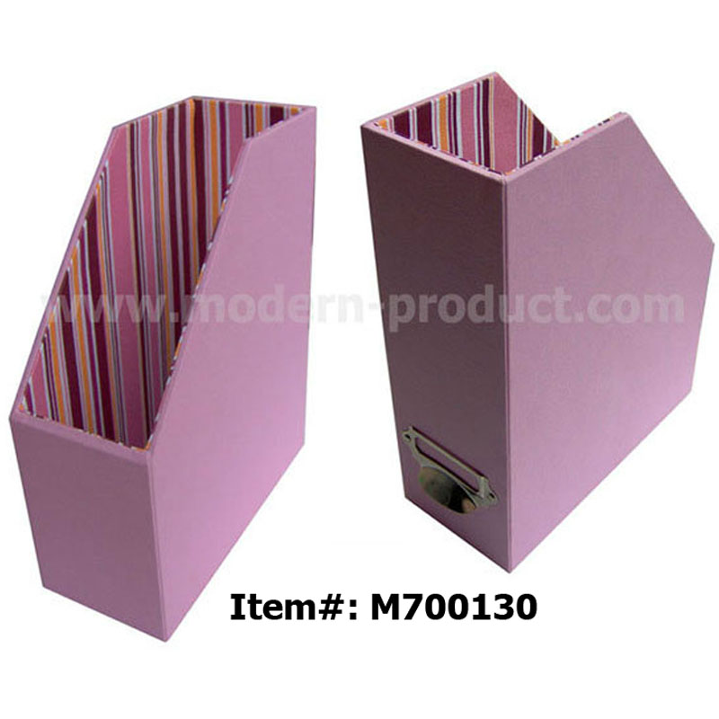 Folding Foldable Canvas Magazine Holder