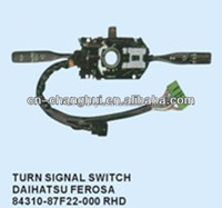 auto universal Combination Switch for Daihatsu Ferosa 84310-87F22-000 RHD