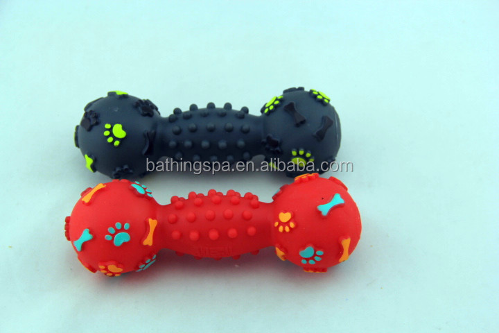 Hot selling rubber pet toy