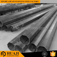 High-precision stainless steel octagonal pipe with quick delivery