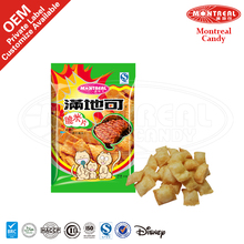 20g Barbecue Spicy Flavoured Crisp Rice Chip Spicy Snacks
