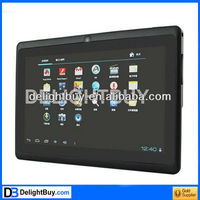 8GB Android 4.0 Tablet PC 7 Inch capacitive Allwinner A13 Cortex HDMI
