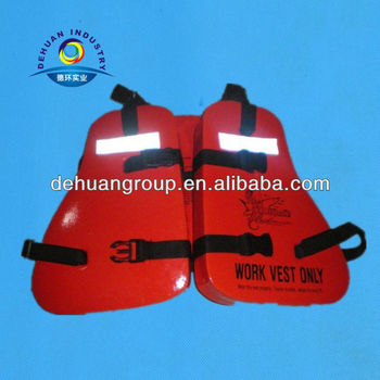 oil platform work vest ,Life jacket