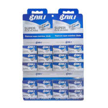 Best Wholesale 1 CARTON 50 Packs Baili Razor Blades for SALON BARBER SHOP SHAVE PARLOR