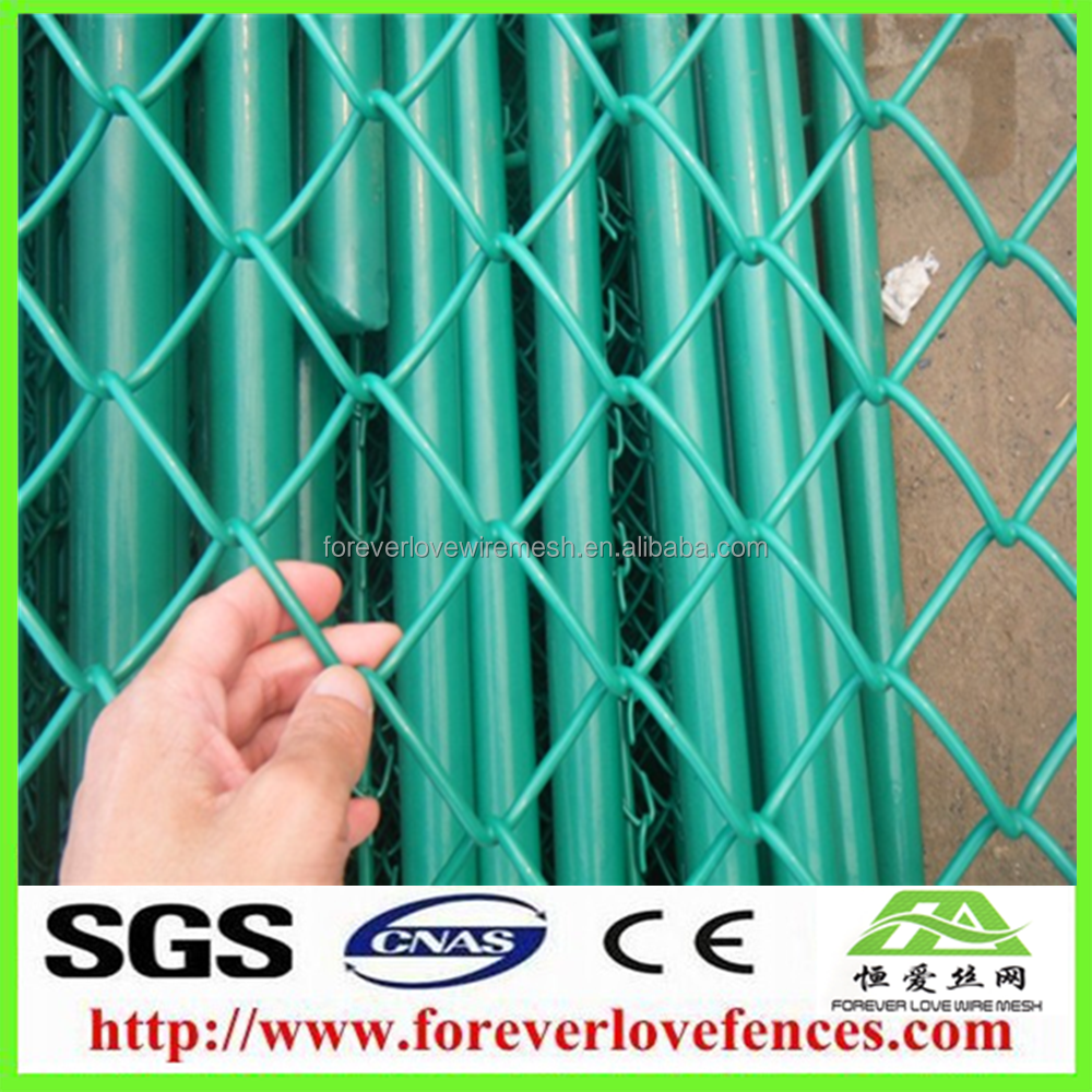 Anping Top-selling hot dip galvanized iron chain link fence