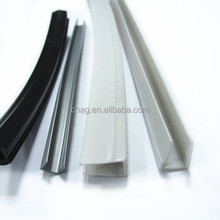 PVC trunking strip, plastic channel for sealing