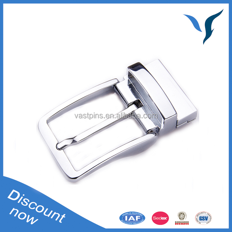 Male Buckle Reversible Belt Buckle Pin Belt Buckle