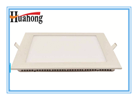 China Supplier High Quality Square LED Panel Light 18w
