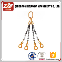 Lifting G80 Chain Sling Safety Chain