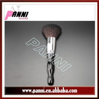 Good Quality Three Colour Synthetic Hair mineral cosmetic brush