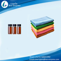 Textile Auxiliary Agents Chemical Textile Fabric Softener Denim Washing Chemical Acid Cellulase