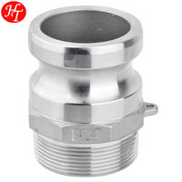 China stainless steel normex male gi coupling type A