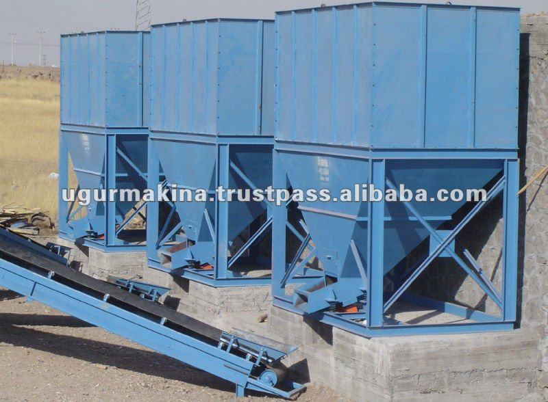 Vibrating Sand Feeders