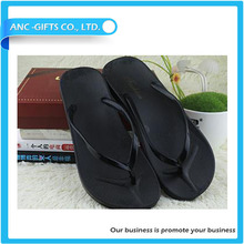 Promotion wholesale beach sandal eva flip flops cheap customized men indoor slipper