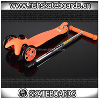 simple design new product adjustable and fold kick scooter