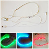 customized led shoes light, battery operated shoes led light clip