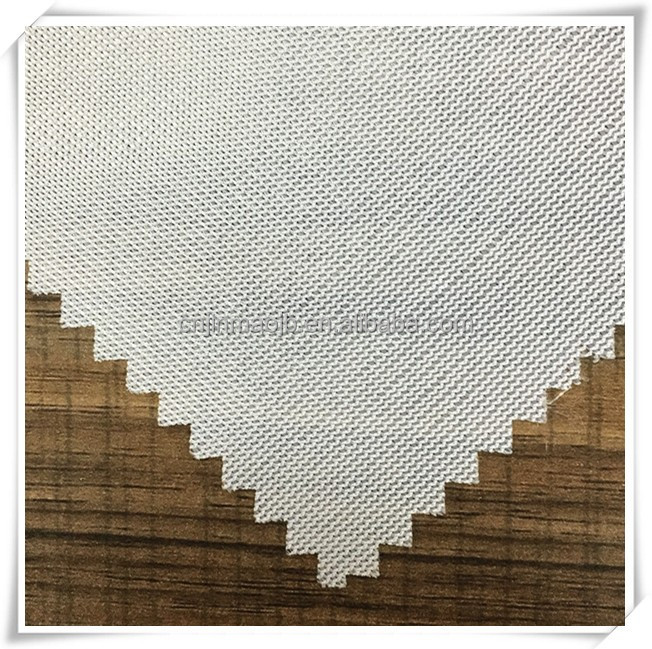 Best sell polyester silk screen white printing warp knit stormflag fabric good reverse double penetration flag fabric