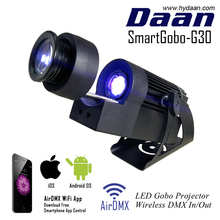 30W gobo LED projector
