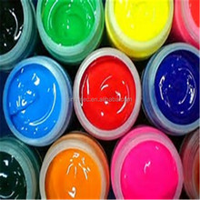 glow pigment for powder coating paint