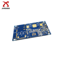 Double Sided Immersion Gold Electronic Bare Circuit Board